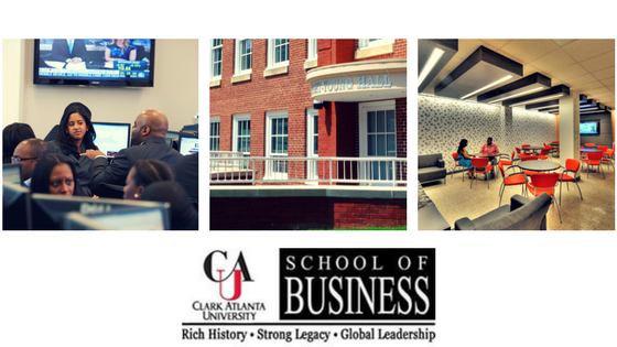 Clark Atlanta University School of Business Wright Young Hall Photos