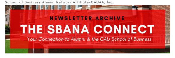 The SBANA Connect: Newsletter Archive