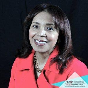 Sondra Rhoades Johnson (MBA AU '86)